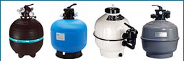 Swimming pool & spa filters