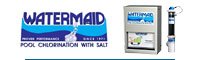 Watermaid pool & spa chlorinators - salt water